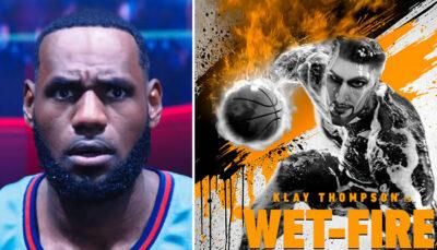 NBA – De nouvelles images de AD, Klay, Lillard dans Space Jam 2 révélées !