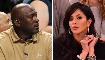 NBA – Les dessous de la conversation entre Michael Jordan et Vanessa Bryant