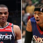 NBA – « Russell Westbrook restera comme un meilleur joueur qu'Allen Iverson »