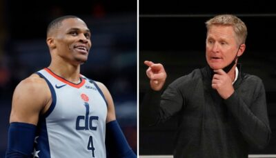 NBA – La superstar all-time qui ressemble le plus à Westbrook selon Steve Kerr