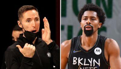 NBA – Steve Nash cryptique sur le cas de Spencer Dinwiddie