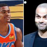 NBA – Théo Maledon claque un vieux record all-time de Tony Parker !