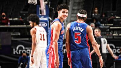 NBA – Killian Hayes excité par une grande nouveauté pour lui