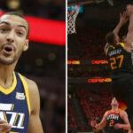 NBA – Rudy Gobert victimise Ja Morant sur un contre dément !