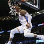NBA – « Russell Westbrook est le meilleur athlète de l'histoire de la ligue »