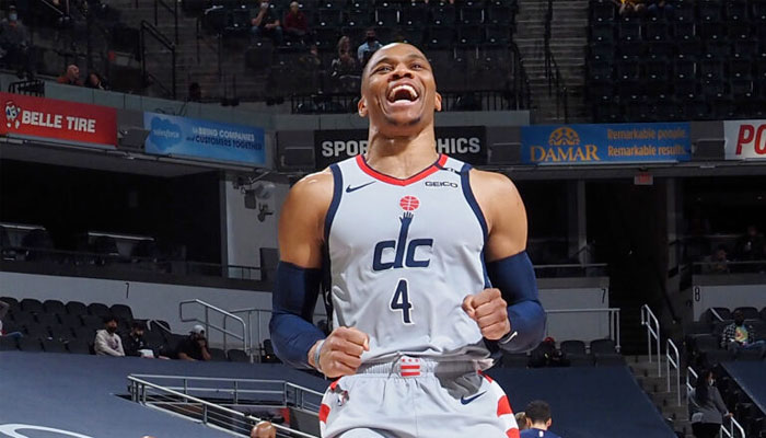 Comme attendu, Russell Westbrook égale un record All-Time incroyable ! NBA