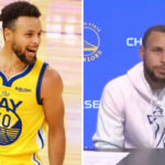 NBA – L'hilarante réaction de Steph Curry à un potentiel matchup contre les Lakers