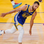 NBA – Le carnage total de Steph Curry en seulement… 29 minutes !