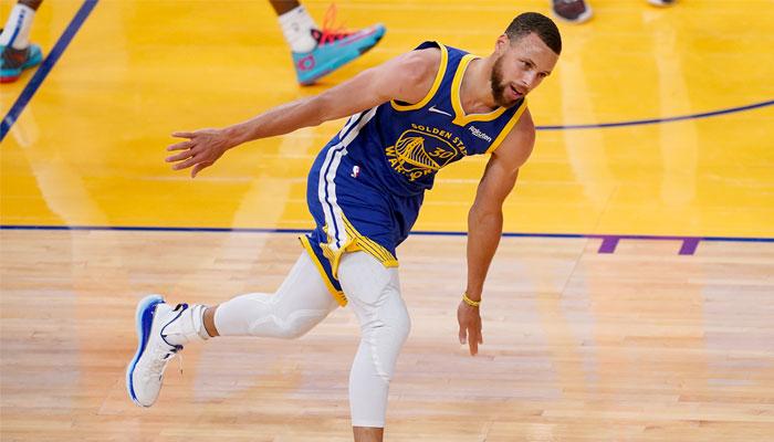 Le carnage total de Steph Curry en seulement... 29 minutes ! NBA