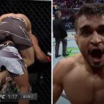 UFC – Andre Muniz brise le bras de son adversaire, combat terminé !