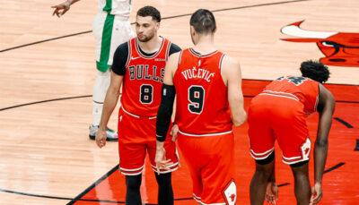 NBA – L'énorme nom ciblé par les Bulls pour former un Big Three cet été