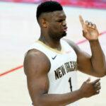NBA – Fin de saison pour Zion, le boss des Pels craque et accuse !