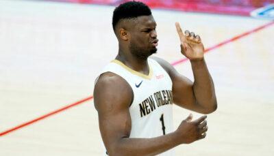 NBA – Zion responsable indirectement d'un départ majeur aux Pelicans ?