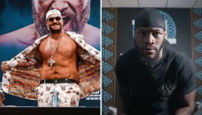 Boxe – Après leur confrontation, Tyson Fury envoie un énorme missile à Deontay Wilder !