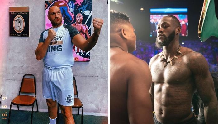 Tyson Fury se prépare pour affronter le terrifiant Deontay Wilder