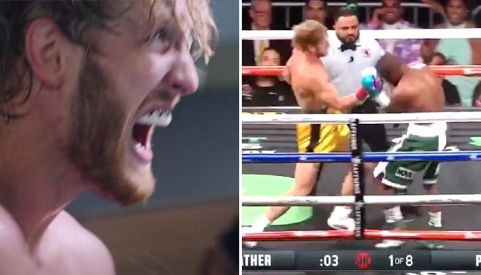 Logan Paul a été impressionnant face à Floyd Mayweather