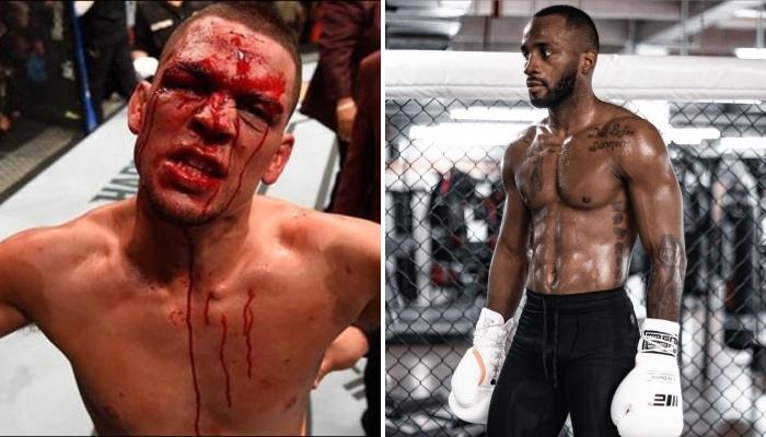 Nate Diaz a été cash avant son combat contre Leon Edwards