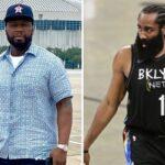NBA – 50 Cent réagit à la polémique James Harden… et le dégomme !