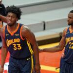 NBA – Le All-Star visé par les Warriors pour remplacer James Wiseman