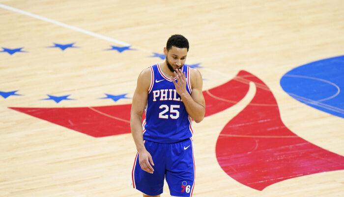 NBA Ben Simmons historiquement mauvais