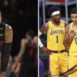 NBA – Les Blazers lorgnent sur le banc des Lakers… mais se prennent un refus à cause de Lillard