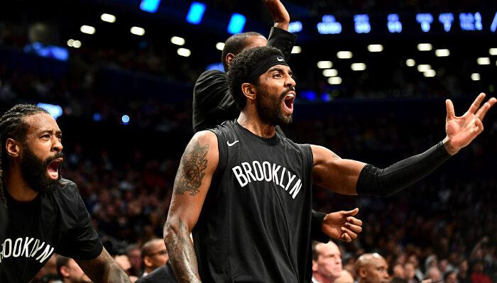 NBA Barkley défonce les Nets