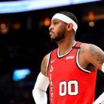 NBA – Douloureuse nouvelle pour Carmelo Anthony