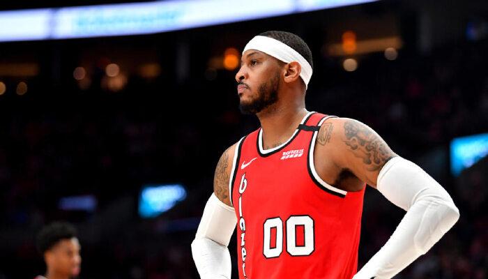 NBA Melo divorce de LaLa Anthony