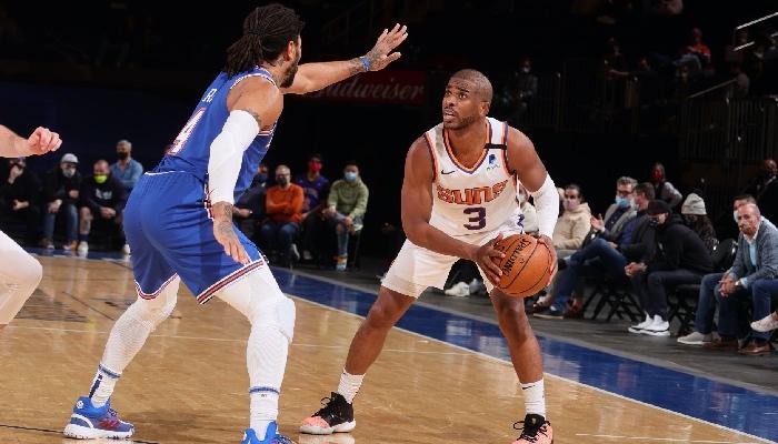 Chris Paul serait dans le radar des Knicks
