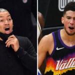 NBA – Survolté, un journaliste disjoncte sur Twitter devant le finish de Clippers-Suns !