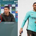 Divers – Cristiano Ronaldo fait perdre 4 milliards à Coca-Cola en quelques heures !