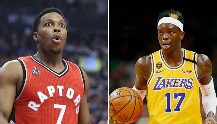 NBA Rumeurs sur Lowry aux Lakers