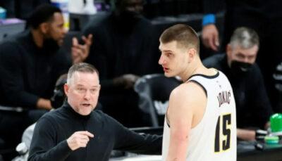 NBA – Ca chauffe sévère dans le vestiaire des Nuggets !