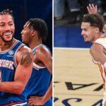 NBA – Le geste buzz de Derrick Rose pour Trae Young après l'élimination