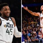 NBA – Donovan Mitchell dépasse Curry sur un incroyable record all-time !