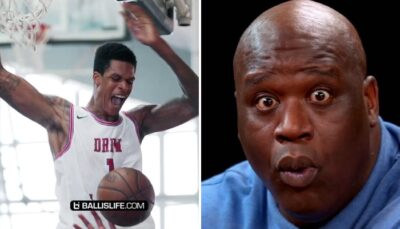 NBA/NCAA – Shareef O'Neal signe son retour avec un alley-oop-poster fracassant !