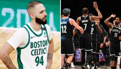 NBA – Le gros problème posé par les Nets selon Evan Fournier