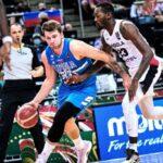 NBA – Luka Doncic tabasse l'Angola et lâche un troll