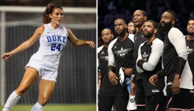 NBA – Morgan Reid, footeuse à Duke devenue WAG d'un étonnant joueur !