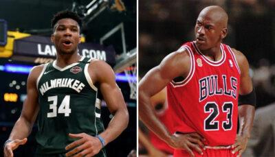 NBA – « Michael Jordan n'était pas au niveau de Giannis dans ce domaine »