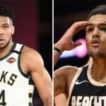 NBA – Avant le début de la série, Giannis envoie un gros message à Trae Young !