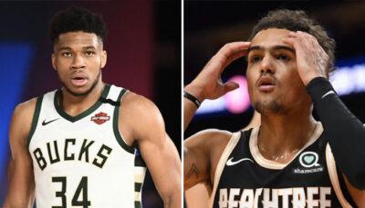 NBA – Les Hawks se plaignent auprès de la ligue sur… Giannis Antetokounmpo !