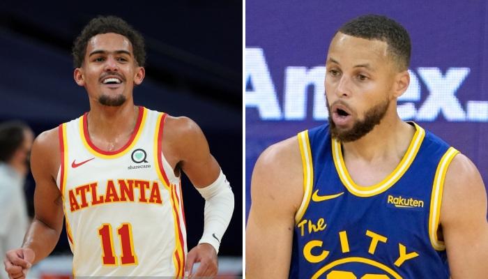 NBA Les Hawks trollent Steph Curry