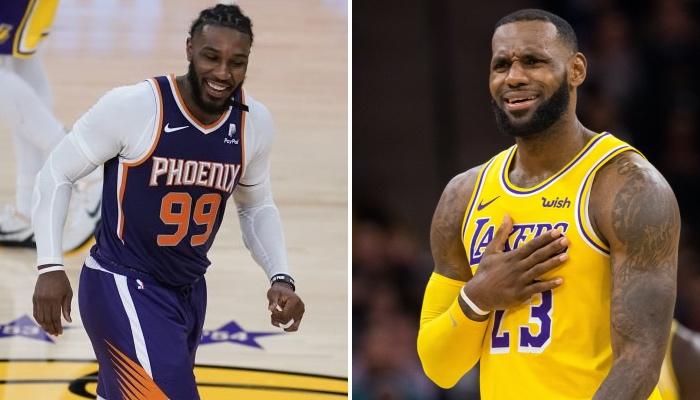 Jae Crowder a humilié LeBron James sur Instagram après l'élimination des Lakers