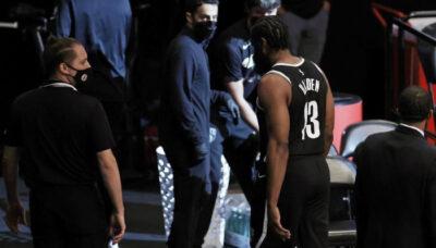 NBA – Le père d'un Spur craque et se réjouit du malheur d'Harden !