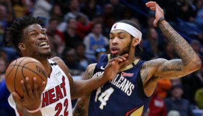NBA – Brandon Ingram à Miami contre 4 joueurs ? Le trade qui ferait l'affaire