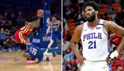 NBA – Une action très dangereuse de Joel Embiid fait scandale