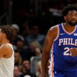 NBA – Embiid rage après le Game 6 et refuse de prononcer les mots « Trae Young »