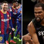 NBA – Kevin Durant jaloux du contrat XXL de Leo Messi ?
