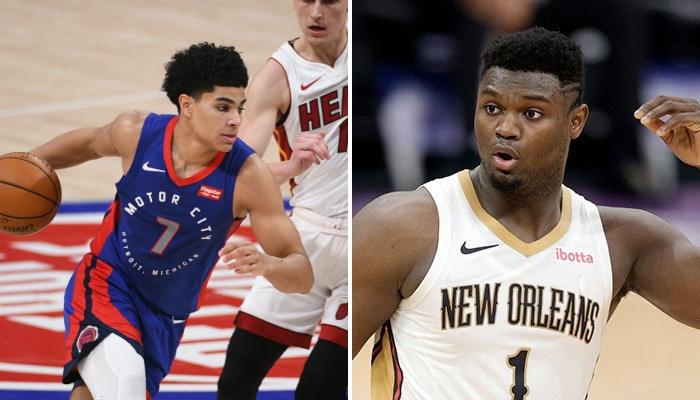 Les Pistons et les Pelicans pourraient avoir de bonnes surprises lors de la lottery